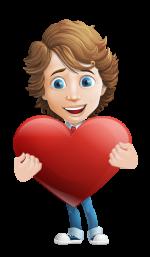 mascotte_cuore