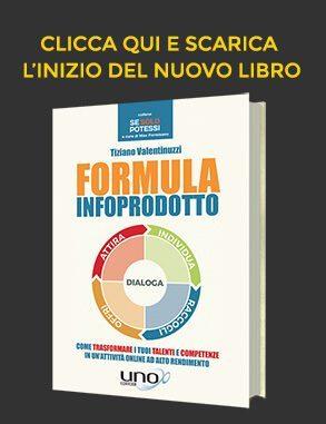 Libro Formula Infoprodotto