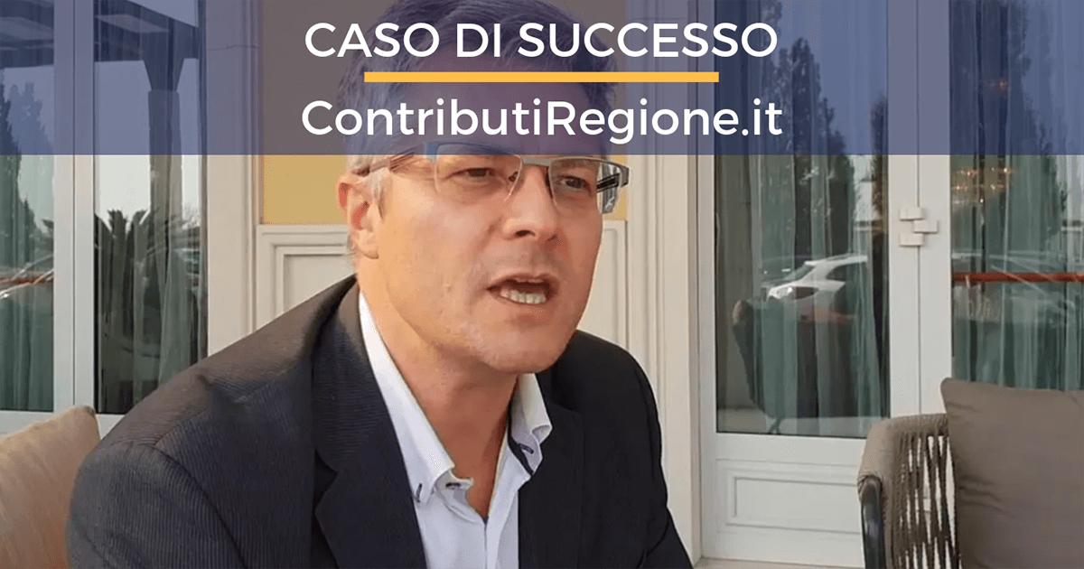 Caso di Successo: Contributi Regione di Fabio Centurioni