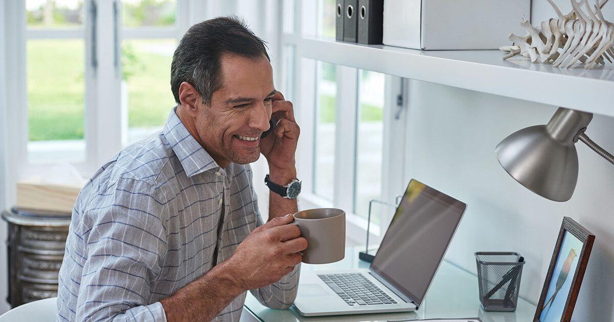 Come lavorare da casa con l'Infomarketing e trovare più tempo per se stessi