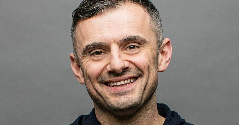 autorità celebrità Gary Vaynerchuk